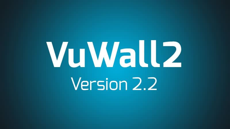 VuWall2 Version 2.2