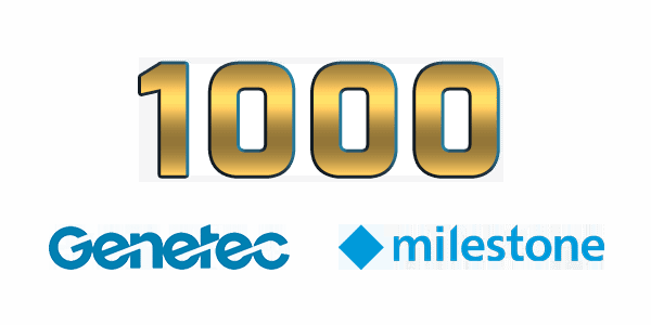 1000 projects!