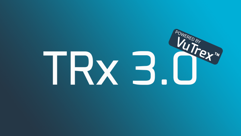 TRx 3.0 Powered by VuTrex